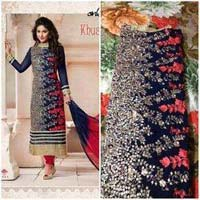Designer Churidar Suit (fs-01)