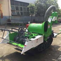 Small paddy harvester 20HP
