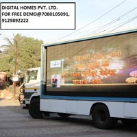 Led Video Van Hire For Election Campaigning