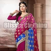 Indian Traditional Wedding Saree