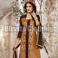 Stylish Fancy Chudidar Suit