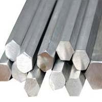 Bright Hexagonal Steel Bars
