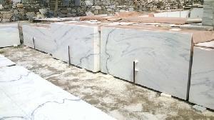 Brown Albeta Marble Slabs