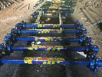 Tractor Trolley Axle 02