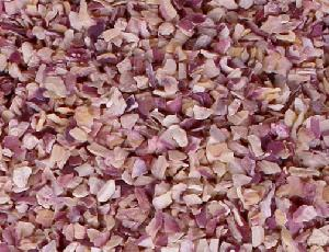 Dehydrated Chopped Red & Pink Onion