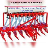Automatic Seed Drills