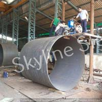 Longitudinal Submerged Arc Welded Mild Steel Pipes