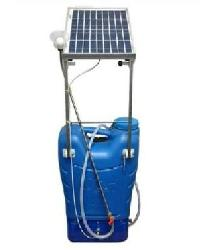 Solar Agricultural Knapsack Sprayer