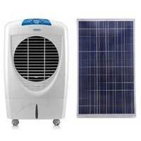 Solar Air Cooling System