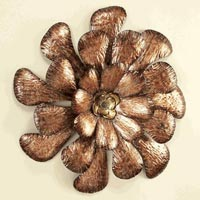 Wall Decor Flower Sculpture