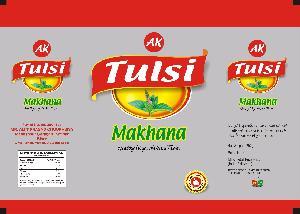 Tulsi Makhana