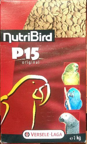 Nutribird P15 Pellet Food