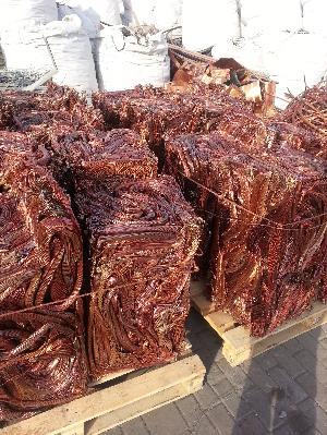 Copper Mulberry Scrap