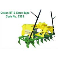 Bt Cotton & Sarso Bajra