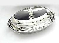 Item Code : Sm-131 Steel Oval Dishes