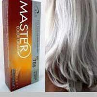 Perm Silver Hair Dye Colour