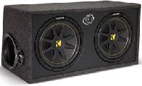 Car Audio Speaker Box