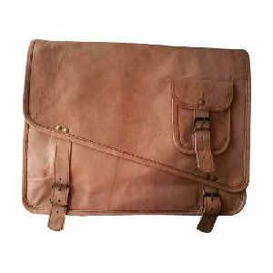 Goat Leather Office Bags