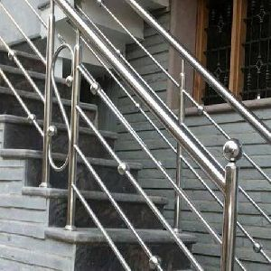 Steel Railings - Manufacturers, Suppliers & Exporters in India
