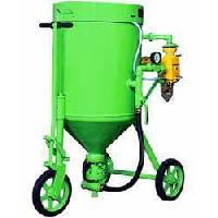 Portable Sand Blasting Machines
