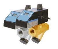 electronic auto drain valve