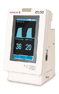 Touchscreen Capnography Monitor