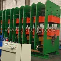 1200T Rubber Non Slip Mat Making Machine