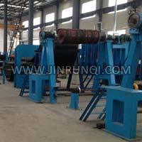 Conveyor Belt Vulcanizing Press 03