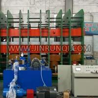 Conveyor Belt Vulcanizing Press 04