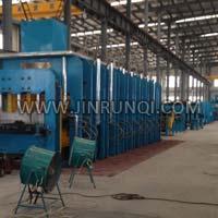 Conveyor Belt Vulcanizing Press 05