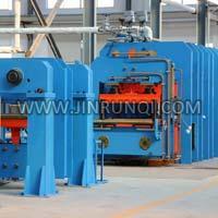 Conveyor Belt Vulcanizing Press 06