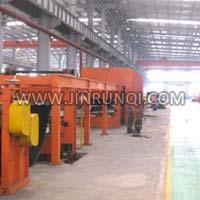 Conveyor Belt Vulcanizing Press 08