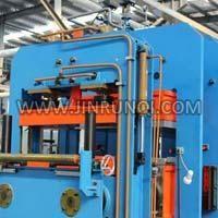 Conveyor Belt Vulcanizing Press