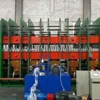 Conveyor Belt Vulcanizing Press Machine