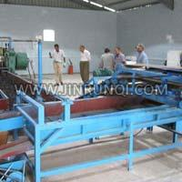 Semi-Auto Waste Tyre Recycling To Rubber Powder