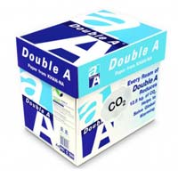 Double A Thai Copy Paper A4 Size 80gsm And 70gsm
