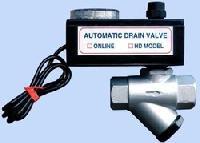 Timer Based Auto Drain Valves