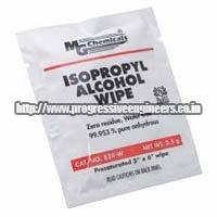 Isopropyl Alcohol Wipe (824-W)