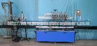 Seven Head Linear Capping Machine