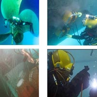 Ship Under Water Repairing Services