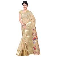 MCJB5003CMRD Paithani Theme Varkala Silk Sarees