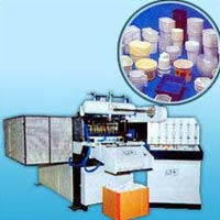 Disposabel Glass Cup Plate Farming Machine Urgent Selling..