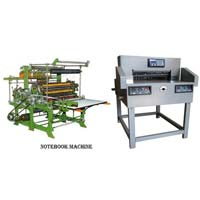 URGENT SELLING NOTE BOOK MAKING MACHINE IN LAKNOW