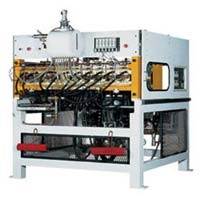 URGENT SELLING THERMOCOLE GLASS PLATE MAKING MAKING MACHINE IN LAKNOW