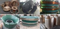Metso Cone Crusher Spare Parts