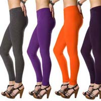 Womens Leggings Plain Color