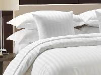 White Double Bed Sheets