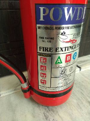 Refill Fire Safety Equipment