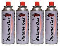 Butane Gas Cartridge