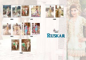 RUSKAR COLLECTION FOR DRESS
